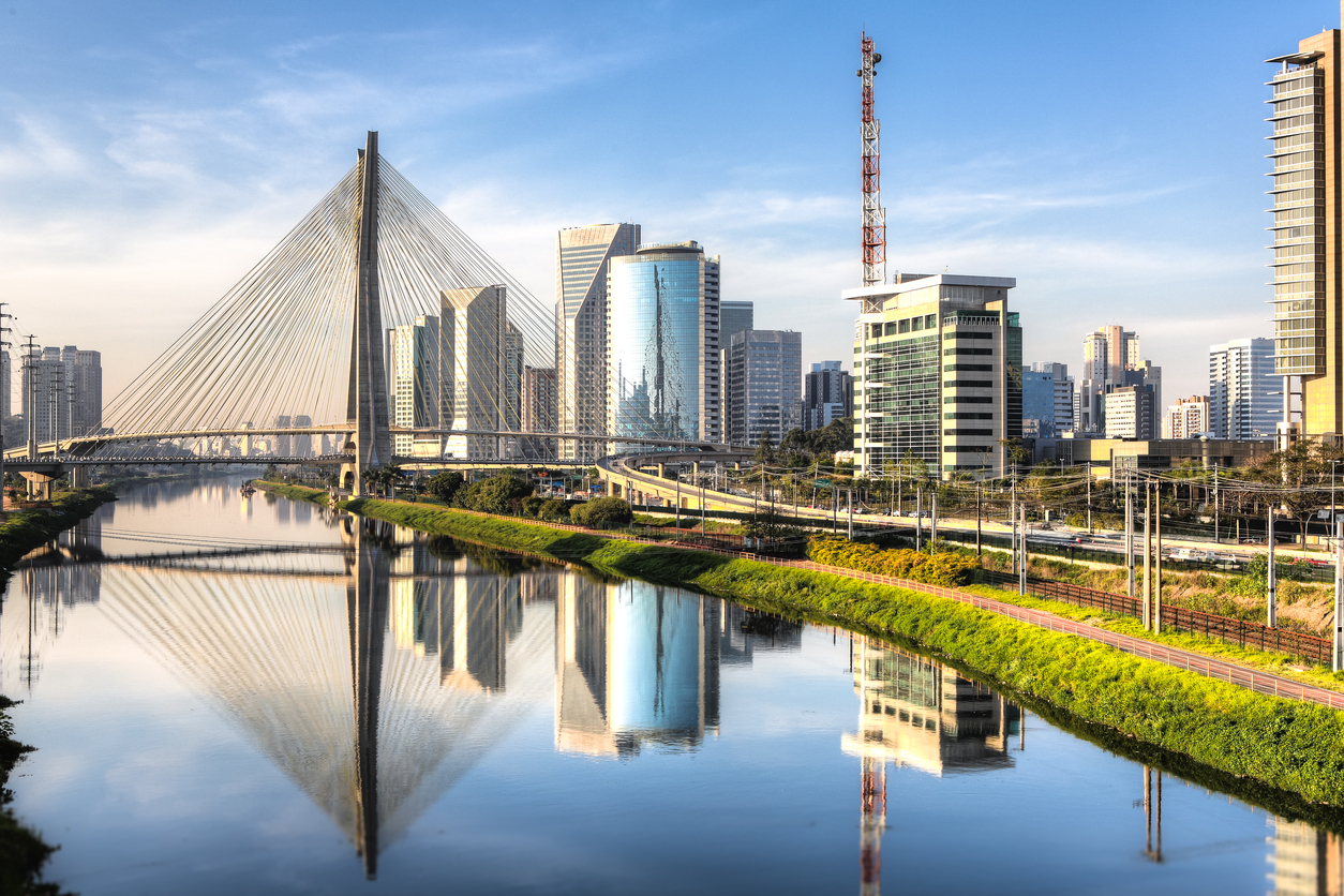 São Paulo, Brazil, a city that has deployed innovative forms of land value capture.