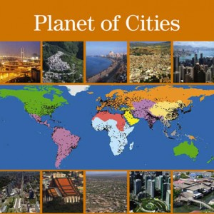 Book cover for Planet of Cities
