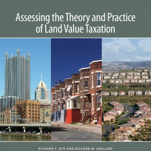 Lincoln Institute Of Land Policy Property Tax