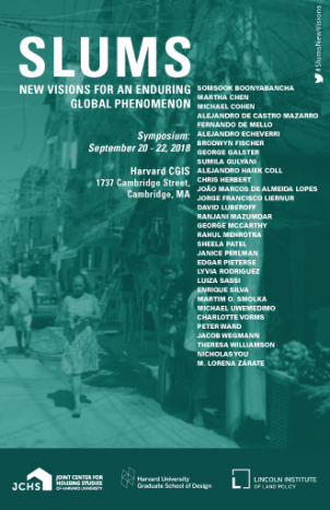 symposium poster listing event speakers