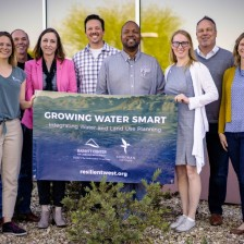 Photo of participants at the Arizona February 2020 Growing Water Smart workshop