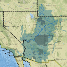 The Hardest Working River in the West Colorado River Basin StoryMap