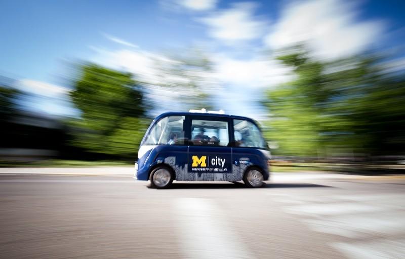 Urban Planners Shift Gears as Autonomous Vehicles Hit the Streets