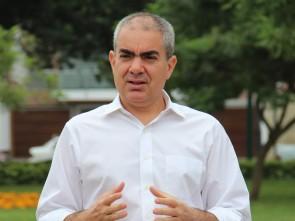Photograph of Manuel Velarde, mayor of Lima, Peru