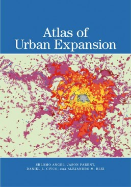 Book cover for Atlas of Urban Expansion