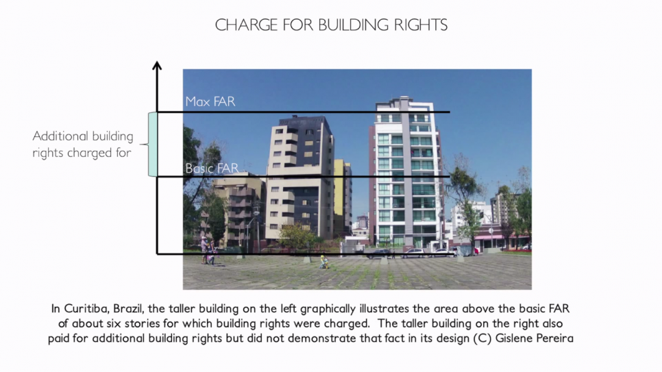 Video: value capture expert Martim Smolka discusses value capture as a tool for urban development (15 mins).